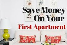 Budget DIY Home Decor Ideas / Add style to any room in your house a little imagination, and even less money. Small decorating projects can freshen up your home without costing a fortune.