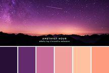 Colors palette's