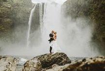 E L O P E M E N T S / Elopements, inspiration for brides