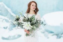 Winter Wedding / Winter Wedding Inspiration