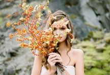 Autumn Wedding / Autumn Wedding Inspiration