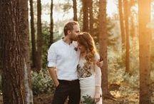 F O R E S T  W E D D I N G / forest weddings, forest elopements, inspiration for brides