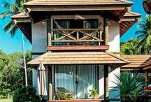 Arquitetura / Arquitetura Rústica - Tradicional - Tropical.