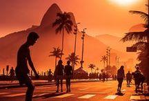 Praia Tropical Brasileira