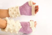 Fingerless Gloves / by Artist BeeBee