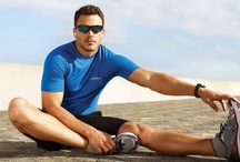 Sport Performance / Sweat it out and surpass your performance with our range of sportswear.