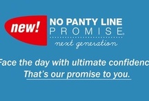No Panty Line Promise / Beautifully designed and seamlessly sensuous.