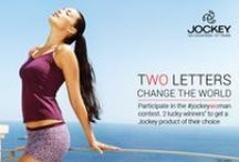 Jockey Contests / Take part in Jockey's exciting contests to win cool goodies!