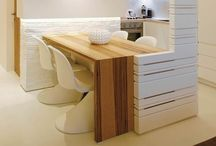 Kitchen & Dining / Kitchen, Dining, Cooking place, etc. / by Liga