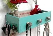 Craft ideas / Ideas for new crafts.. always looking for new experiments