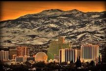 Northern Nevada and the Sierra / We love it!
