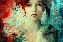 C'est de l'Art! / Des photos, peintures, dessins, calligrammes..... / by Chryseis