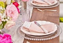 Table Ideas / by WeddingMusthave