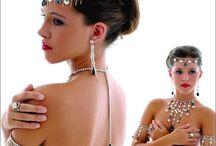 Jenni Gault International Jewellery Design / Swarovski Crystal Jewellery