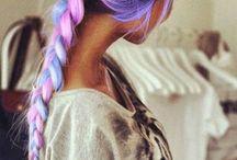 Hair.. / Hair inspiration:)..