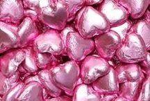 ♡ 50 SHADES OF PINK ♡