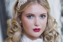 Refined Beauty Bridal Hair | Makeup / My personal portfolio of bridal designs of hair and makeup