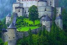 Castles ❤ / Castles from all around the world..