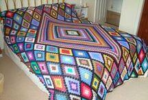 örgü battaniyeler / örgü battaniyeler