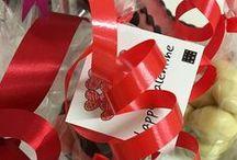Valentine is coming ° chocolate dresses up! / Passie, Liefde & Chocolade! Happy Valentine!