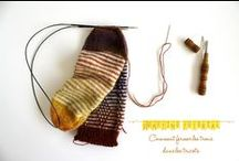 Knitting : tutorials & how-tos / Knitting tutorials and tips.