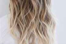 Ashy Blonde Hair / Photos to inspire your hairdresser on your next visit.
