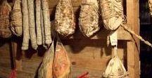 Charcuterie / vleeswaren, worstsorten kaas
