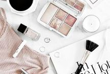 Flatlays / Need some inspiration for your blog flatlays, this board should help to inspire you.