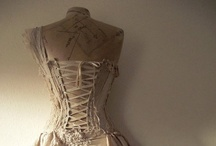 Dressforms and Corsets.....