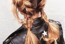 HAIR + MAKEUP / colors   cuts   trends