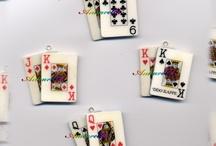 Creazioni - poker / Tutte le mie creazioni riguardanti il poker! / by Annarella Gioielli