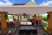 3D Designs / Screenshots / Here is a collection of screenshots from our 3D Landscape Designs