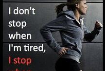 Training / Training  Exercise Fitness  / by K C