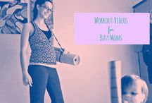 Bitta Sweat / Quick workouts for busy parents
