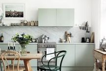 Interior design - Kitchen / Kitchen = home