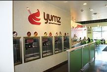 YUMZ Western Springs, IL / 4700 Gilbert Ave., Suite 43B, Western Springs, IL 60558 www.yumzfrozenyogurt.com 224-238-3160 Hours: 	Mon-Thu 11:00am - 10:00pm Fri-Sat 11:00am - 11:00pm Sun 11:00am - 10:00pm  / by Yumz Gourmet Frozen Yogurt