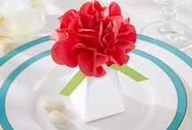 Wedding Favors / Charming wedding favors and gifts for your elegant affair.