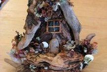 Fairy garden .... Latest kids project