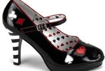 Shoes & Bags / Fabulous shoes I would never be able to wear & a few I could.  ...  I am now adding bags/purses & occasional accessories.  Enjoy! / by Heather M