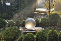 Garden water features / by Diane V.