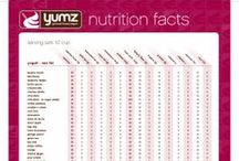 YUMZ Health facts and tips / Yumz Gourmet Frozen Yogurt / by Yumz Gourmet Frozen Yogurt