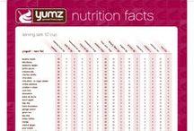 YUMZ Health facts and tips / Yumz Gourmet Frozen Yogurt / by Yumz Gourmet Frozen Yogurt