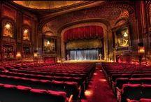 Cinemas / Movie Theatres / My fascination with cinema past & present  / by K C