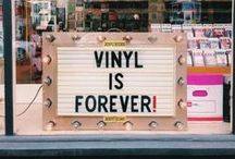 Record Stores / I heart music.  / by K C
