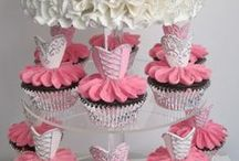 Cake and cupcake ideas / Good looking cakes and cupcakes for ideas as well as taste.