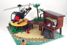LEGO MOC / by Aaron Garrett