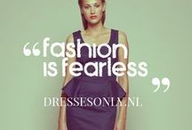 Fashion & Inspirational Quotes