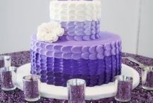 Purple Ombre Bat Mitzvah