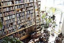 Libraries We Love / Seeing as how we are a front for 826LA, we love books, reading and libraries from all over the space-time continuum (and a few bookstores thrown in the mix too)!