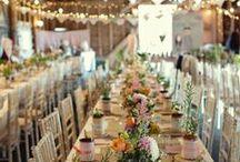 Rustic Wedding Inspiration / Elegant Rustic Wedding inspiration, accessories, ideas and tips.